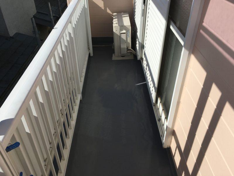 横浜市鶴見区I様邸外壁塗装施工後画像