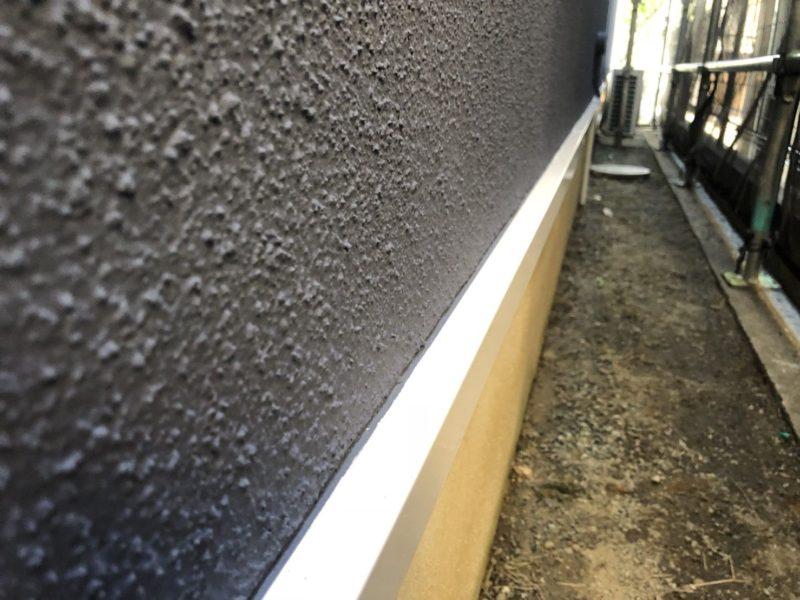 横浜市磯子区O様邸インディフレッシュセラ外壁塗装施工後