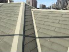 屋根 塗装 横浜市 施工前