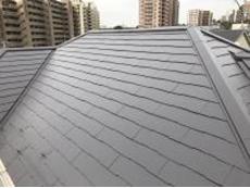 横浜市 屋根塗装 遮熱 人気 長持ち 金沢区 施工後
