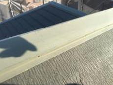 塗り替え 屋根 棟板金 施工前 横浜市 金沢区