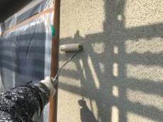 リフォーム 外壁 下塗り ダイヤモンドコート