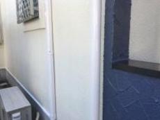 横浜市 塗り替え リフォーム 戸建 竪樋 施工後 シリコン