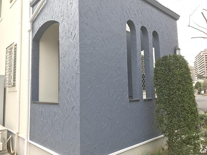 外壁塗装 人気 横浜市 金沢区 ダイヤモンドコート 安心 安全