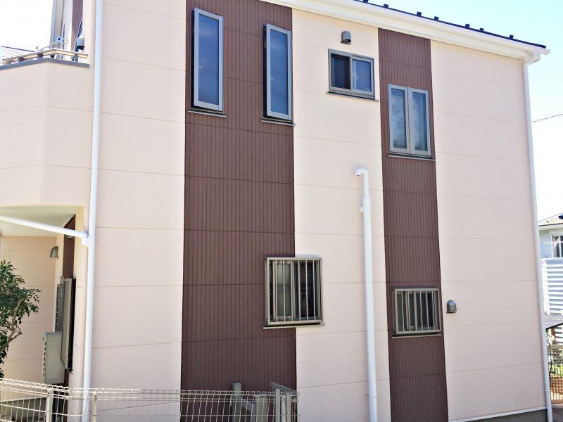 住宅塗装 外壁塗装 屋根塗装 付帯部塗装 施工前 横浜市 栄区