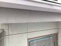 横浜市 栄区 塗装 リフォーム 破風 施工前 シリコン