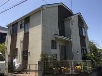 住宅塗装 外壁塗装 ALC 屋根塗装 付帯部塗装 施工前 横浜市 栄区