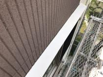 霧除け塗装 施工前 横浜市 栄区 住宅塗り替え