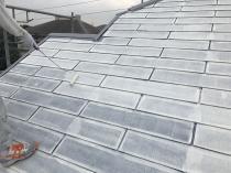リフォーム 日本ペイント 塗装 シリコン 横浜 栄区 下塗り2回目 戸建住宅
