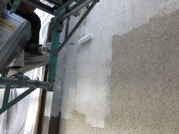 外壁塗装 下塗り 横浜市 リフォーム 磯子区