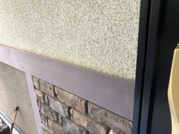 横浜市 戸建住宅 塗り替え リフォーム 外壁 屋根 付帯部 幕板塗装 施工前