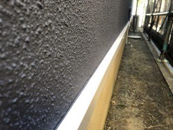 一戸建て 塗り替え リフォーム 横浜市 磯子区 水切り塗装 施工後