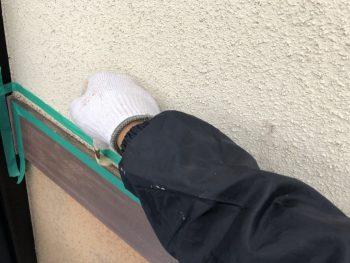 外壁塗装 コーキング打ち替え プライマー 横浜市 磯子区