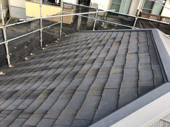 屋根塗装 施工前 横浜市 リフォーム 戸塚区
