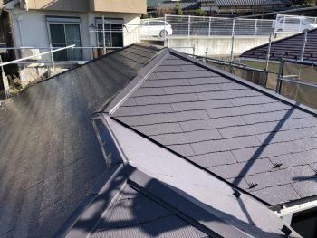 日本ペイント 屋根塗装 遮熱塗料 戸建住宅 塗り替えリフォーム 横浜市
