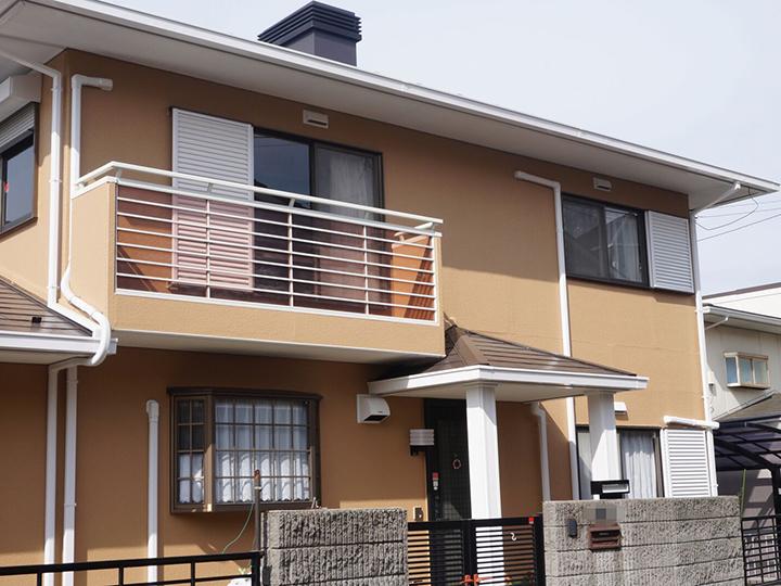 リフォーム 塗り替え 横浜市 外壁 屋根 付帯部