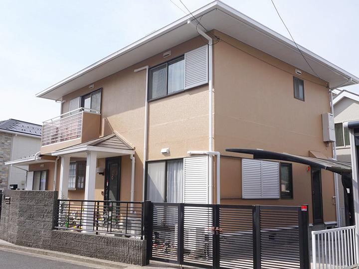 横浜市 塗装 外壁 泉区 塗り替え リフォーム 屋根