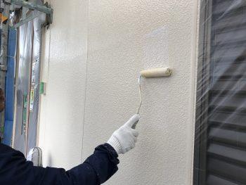 外壁塗装 ダイヤモンドコート UVカットクリヤー塗装 横浜市 港南区