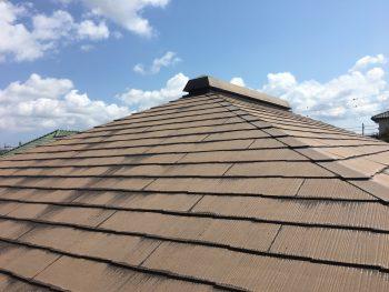 屋根塗装 施工前 港南区 戸建住宅 横浜市