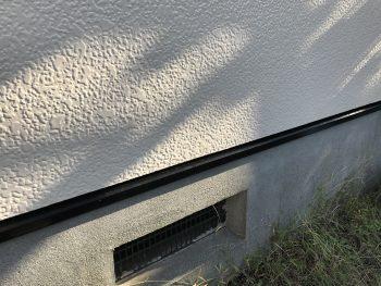横浜市 塗装 住宅 水切り シリコン 施工後