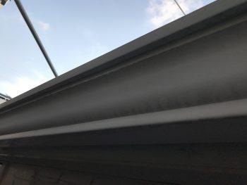 横浜市 住宅 塗り替え 付帯部 樋塗装 港南区 施工前