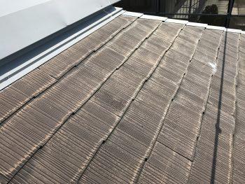 住宅塗り替え 屋根塗装 施工前 横浜市 港南区