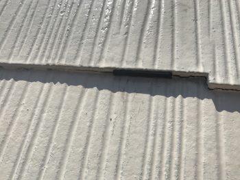 住宅塗装 屋根 塗り替え タスペーサー挿入 縁切り 横浜市 港南区