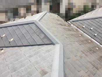 施工前 屋根塗装 横浜市