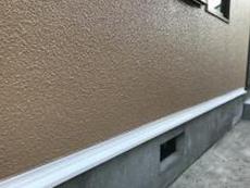 横浜市 外壁塗装 施工後 日本ペイント パーフェクトトップ