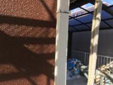 横浜市 泉区 竪樋 塗装 施工前