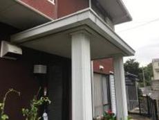 外壁塗装 横浜市 施工前 玄関 リフォーム 塗り替え