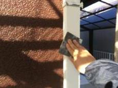 住宅塗装 竪樋 ケレン リフォーム