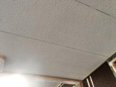 軒天塗装 横浜市 泉区 戸建 施工前