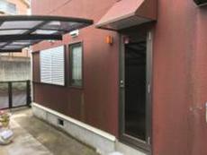 塗り替え 戸建 外壁 施工前 横浜市 泉区