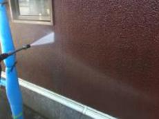 横浜市 外壁塗装 高圧洗浄 泉区