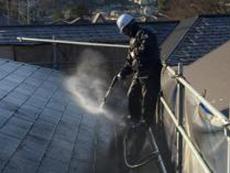 屋根 塗り替え 横浜市 泉区 高圧洗浄