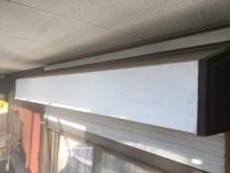 施工前 横浜市 泉区 戸建 塗り替え シャッターボックス