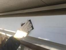 シャッターボックス 塗装 シリコン ケレン 横浜市 泉区