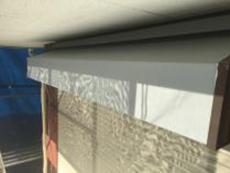 リフォーム シャッターボックス 塗り替え 錆止め 下塗り