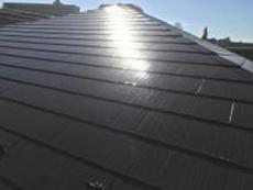 屋根 塗装 遮熱 横浜市 施工後
