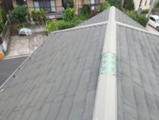 屋根 塗り替え 施工前 横浜市 金沢区