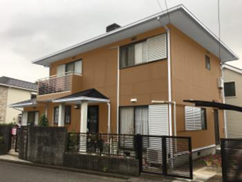 外壁塗装 カラー シミュレーション イメージ 横浜市