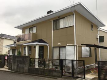 カラーシミュレーション 住宅 外壁 横浜市 泉区