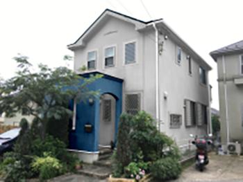 ダイヤモンドコート カラー シミュレーション 外壁塗装 横浜市