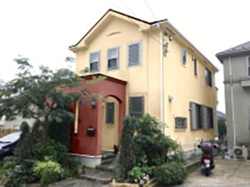戸建 塗り替え カラーシミュレーション 横浜市 外壁塗装 屋根塗装