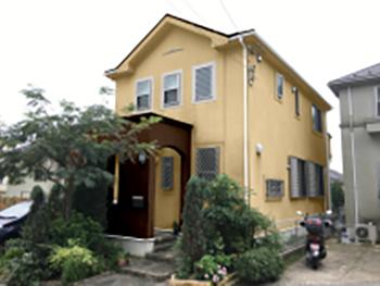 リフォーム 屋根 外壁 横浜市 戸建て カラーシミュレーション イメージ