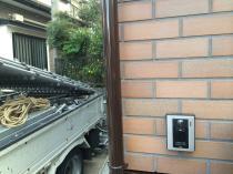 横浜市神奈川区H様邸雨樋塗装完了