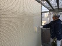 横浜市西区O様邸外壁塗装UVカットクリヤー