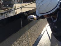 横浜市 破風塗装 清掃 塗装前 戸建 人気