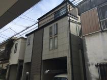 横浜市西区O様邸住宅塗り替え前画像